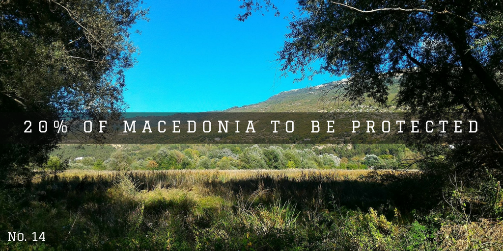 Macedonian Nature Protection Request