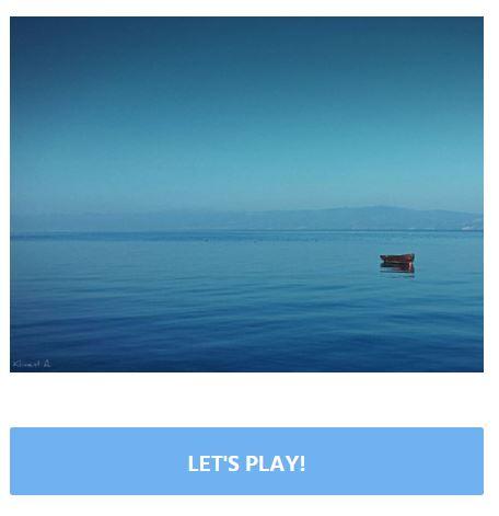 Lake Ohrid Personality Test