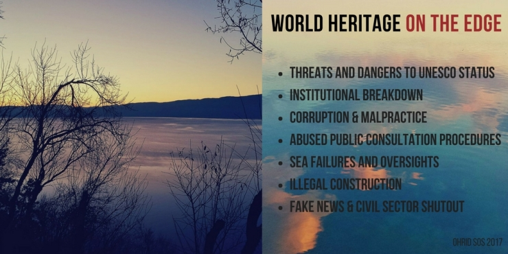 World Heritage On The Edge